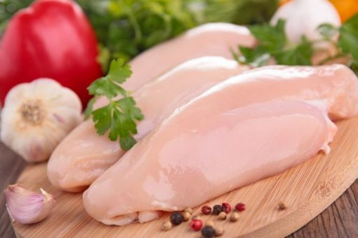 Buy Chicken Breast with Bone Everyday Meat