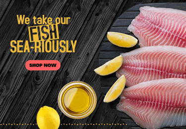 buy Seafood online everyday meat