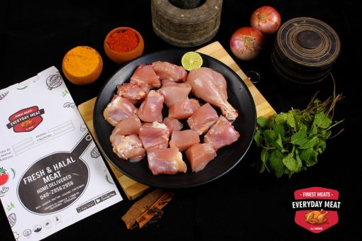 Buy Chicken Curry Cut - Skinless Everyday Meat