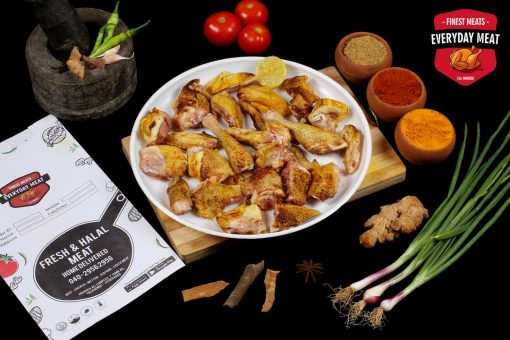 Buy Country chicken desi murgi everyday meat