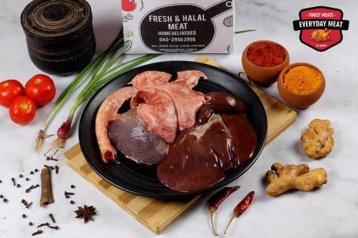 Buy Mutton Lung Liver Combo Everyday Meat