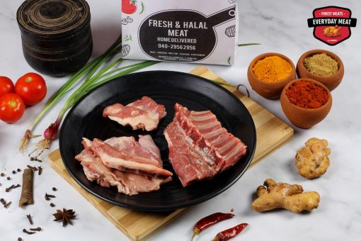 Buy Mutton Ribs & Chops Everyday Meat