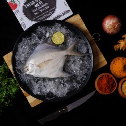 Buy White Pomfret Everyday Meat
